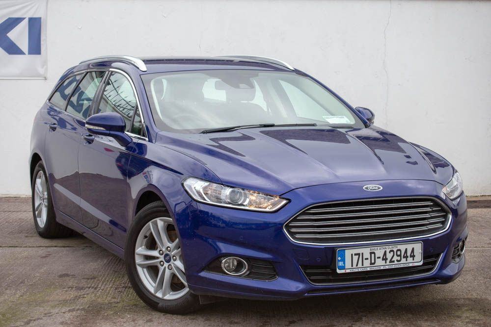 Ford Mondeo 1.5 TD 120PS M6 4DR estate