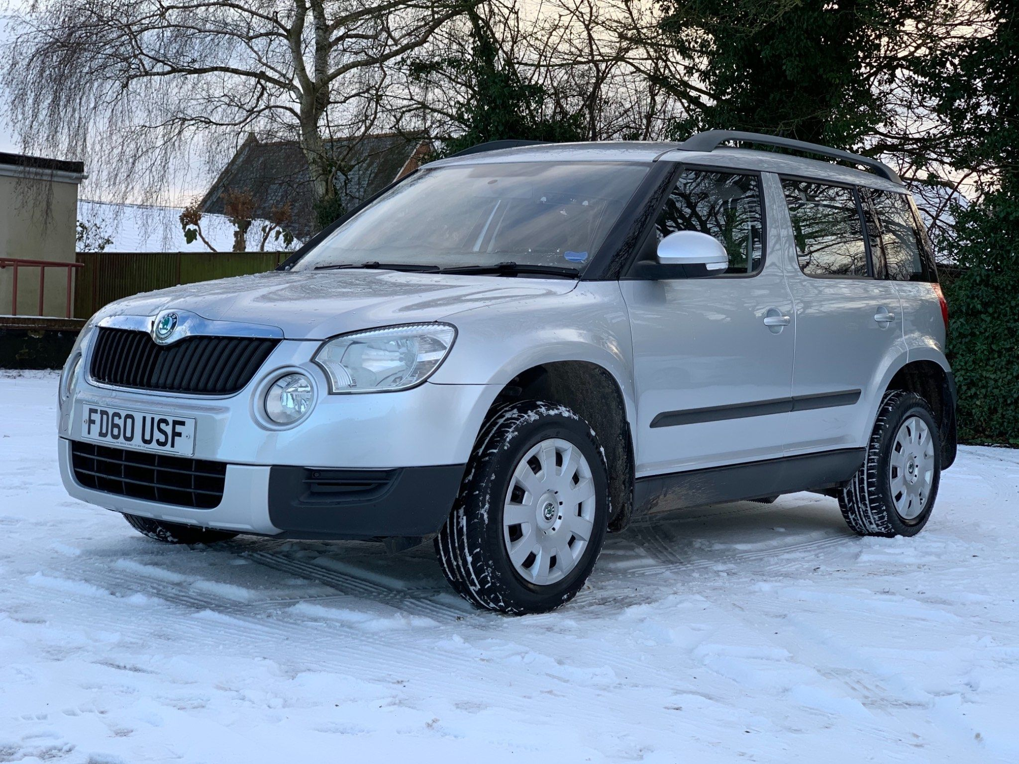 Skoda Yeti Finance Deals Autotrader Uk