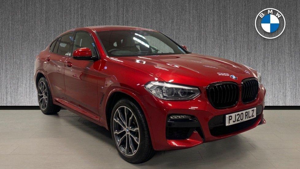 Image 1 - BMW xDrive30d M Sport (PJ20RLZ)