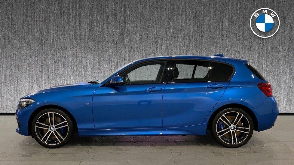 Image 3 - BMW 120d M Sport Shadow Edition 5-door (PO19WSY)