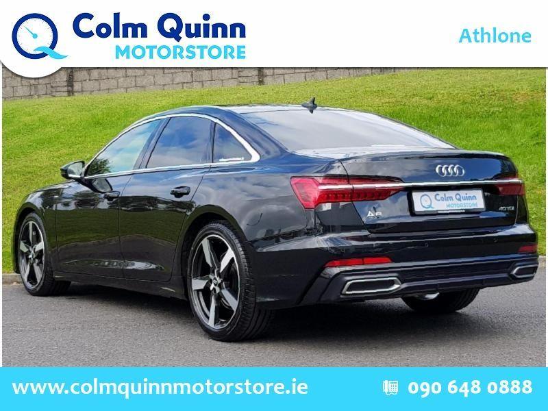 Used Audi A6 2.0TDI 204HP S-T S LINE 20 (2019 (191))