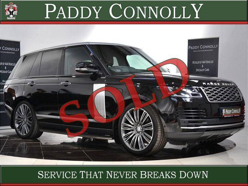 Land Rover Range Rover *5 Seat N1 Bus.Class* Vogue SE P400e