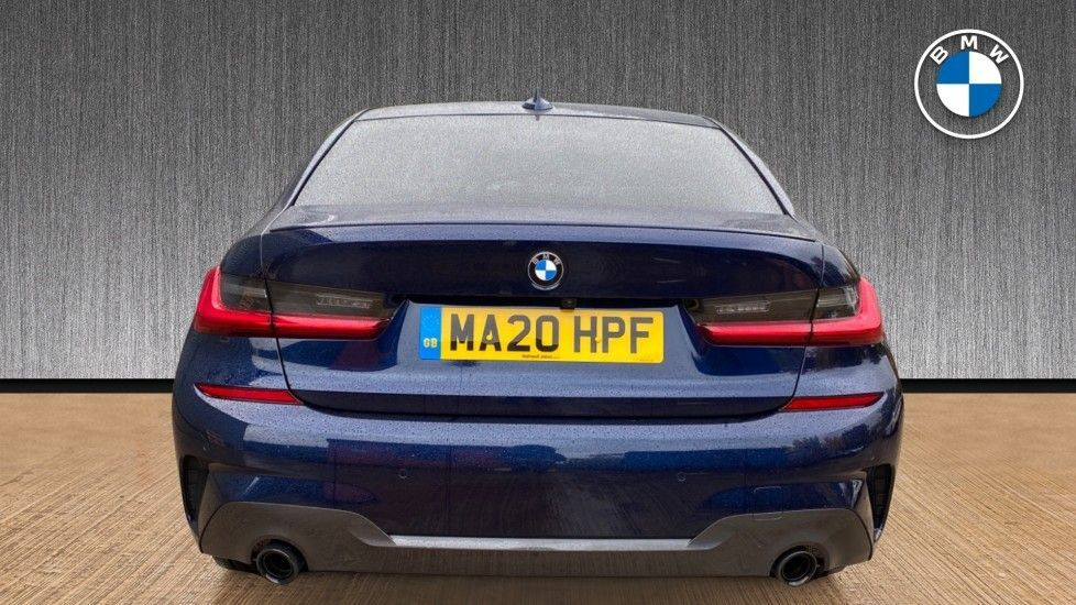 Image 15 - BMW 320d M Sport Pro Edition Saloon (MA20HPF)