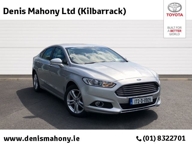 Ford Mondeo 1.5TDCI HEATED SEATS/PARKING SENSORS @ DENIS MAHONY KILBARRACK