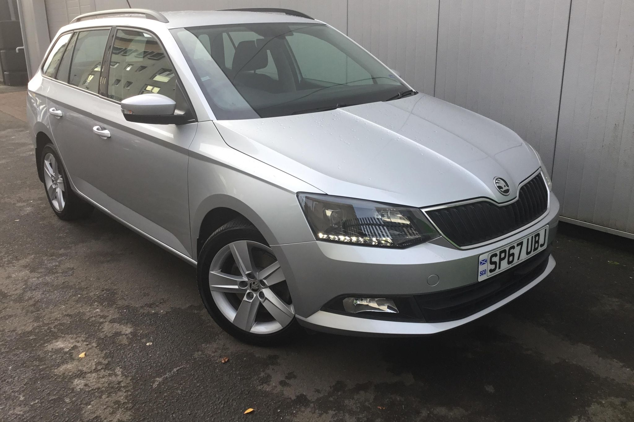 ŠKODA Fabia 1.0 TSI SE L (110PS) S/S 5-Dr Estate