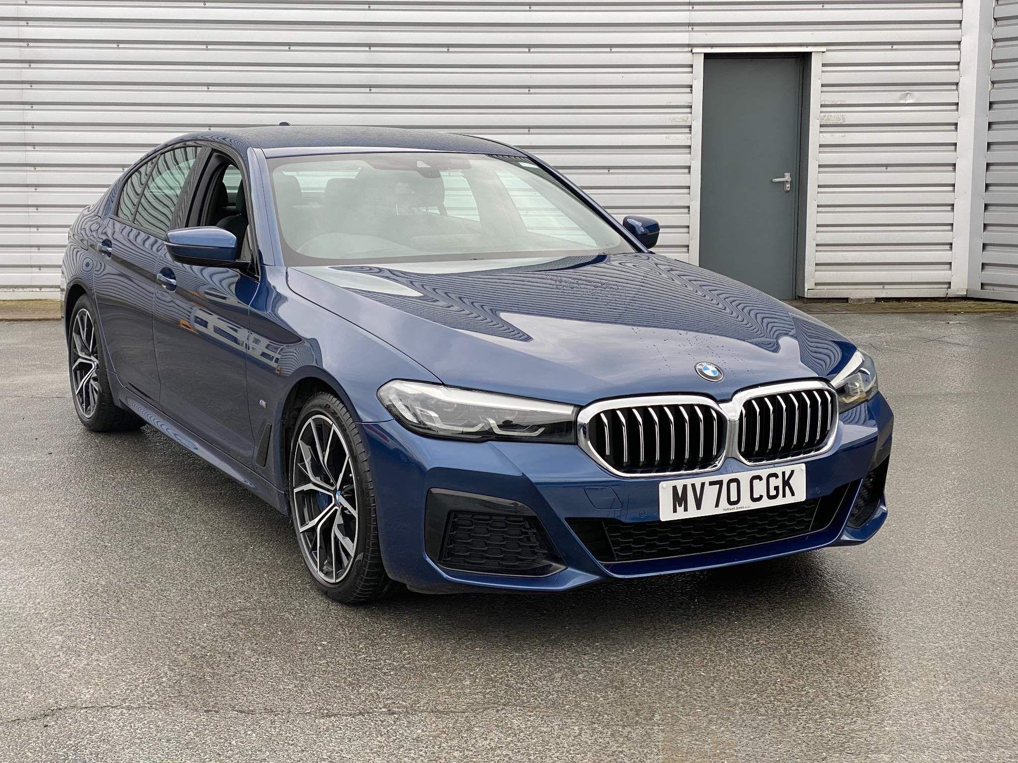 Image 1 - BMW 530d xDrive M Sport Saloon (MV70CGK)