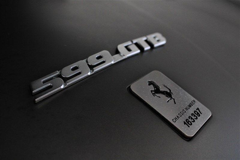 Ferrari 599 GTB FIORANO 6.0 2dr