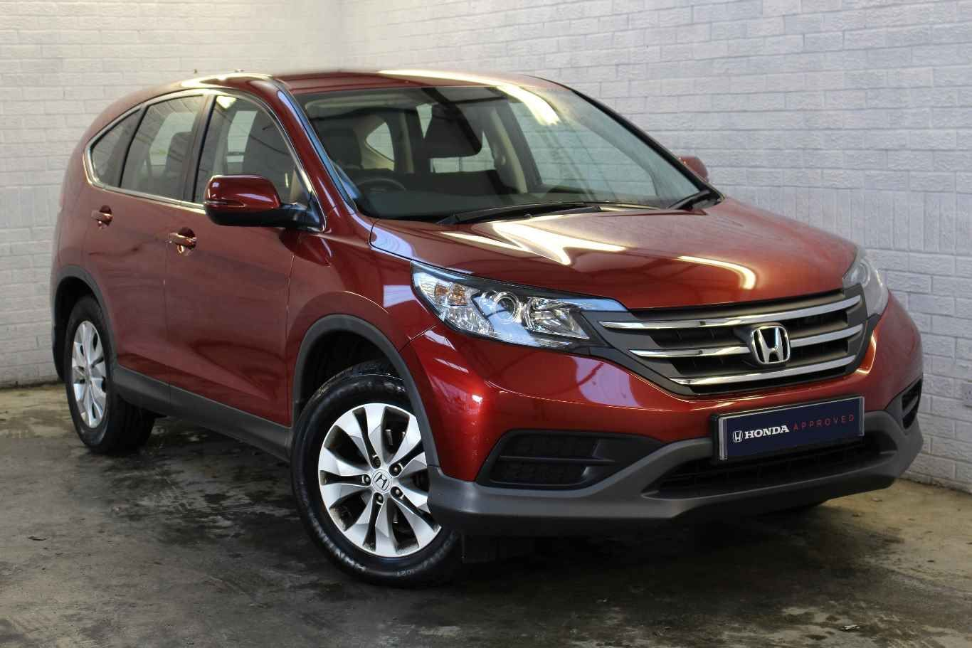 Honda CR-V 2.0I S Manual