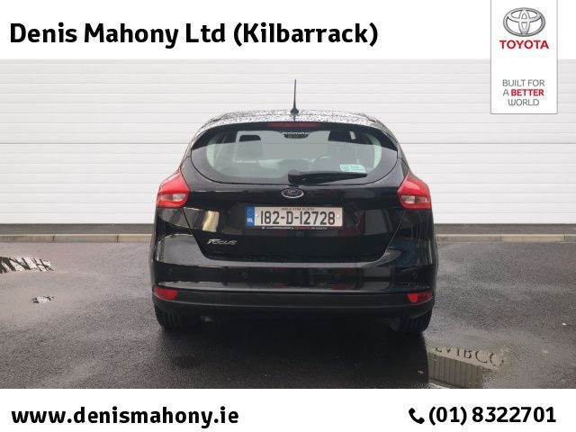 Used Ford Focus TITANIUM 1.5TD 6SPEED @ DENIS MAHONY KILBARRACK (2018 (182))