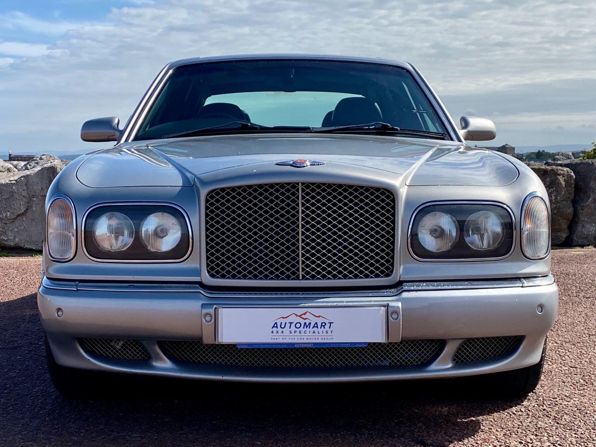 Bentley Arnage Images