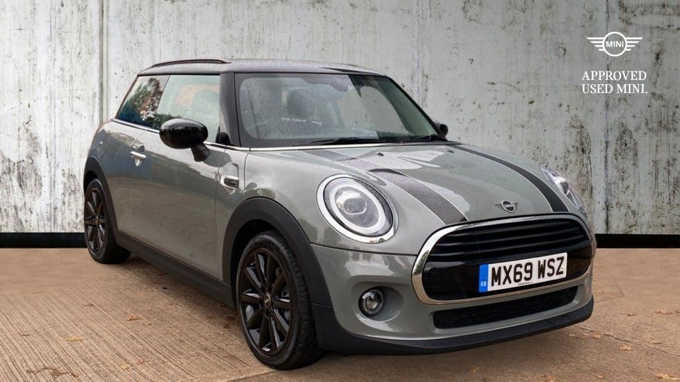 Image 1 - MINI Hatch (MX69WSZ)