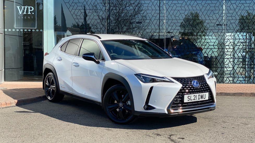 Used 2021 UX250h Premium Sport Edition