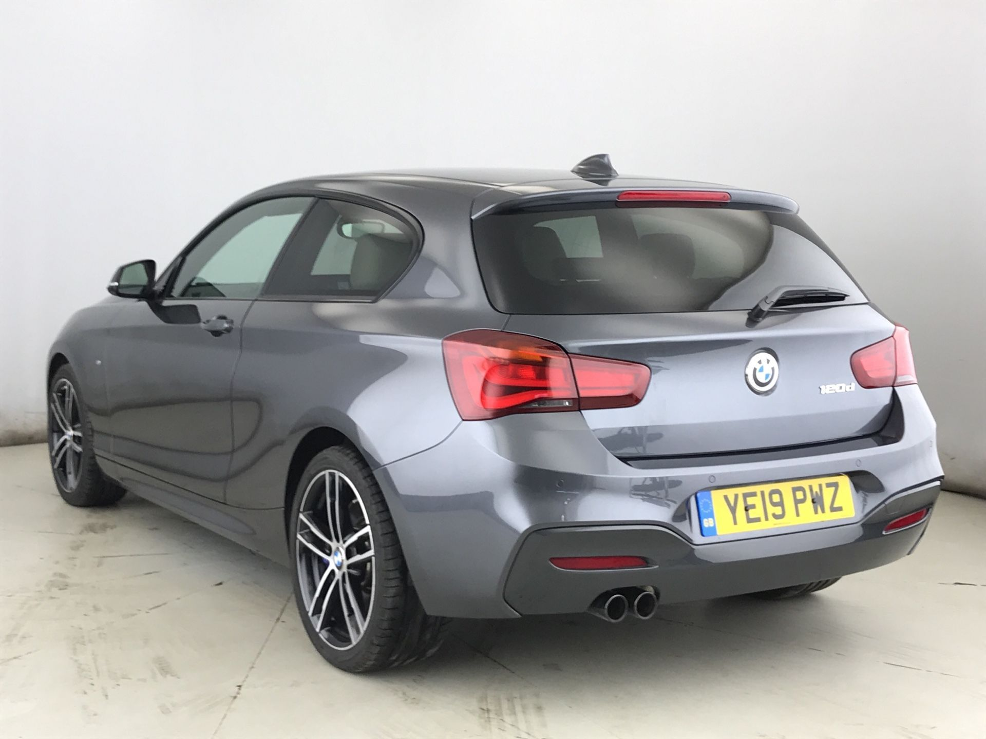 Image 2 - BMW 120d M Sport Shadow Edition 3-door (YE19PWZ)