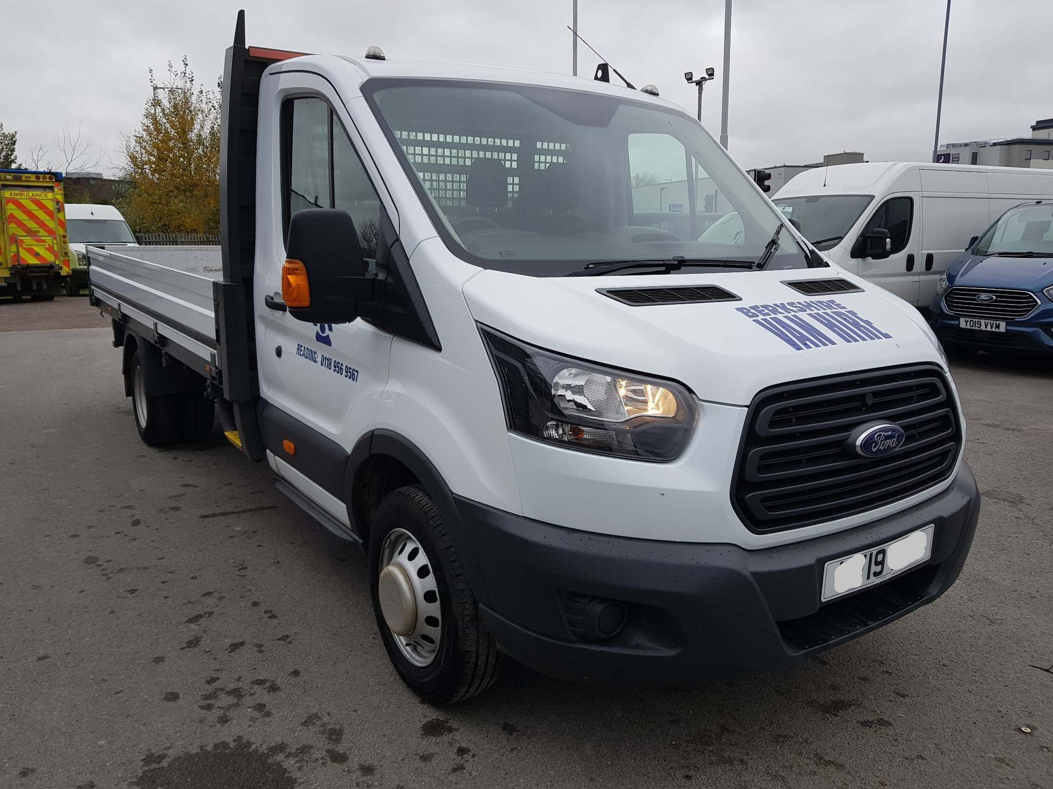 Ford Transit 350 Drop Side For Sale