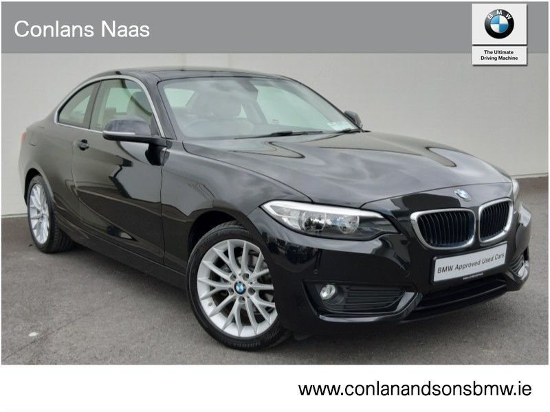 BMW 2 Series 218d SE Coupe