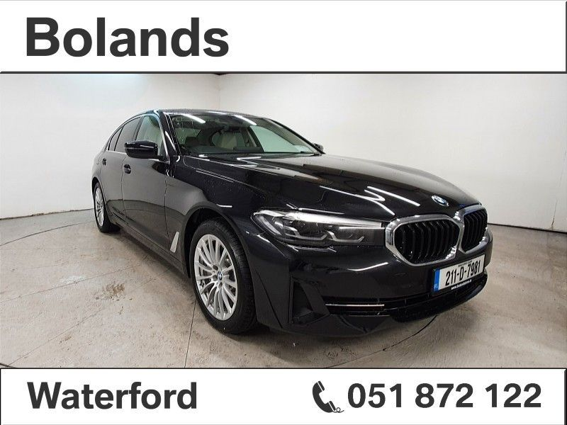 BMW 5 Series 530E 4DR AUTO BMW Select From €135 Per Week