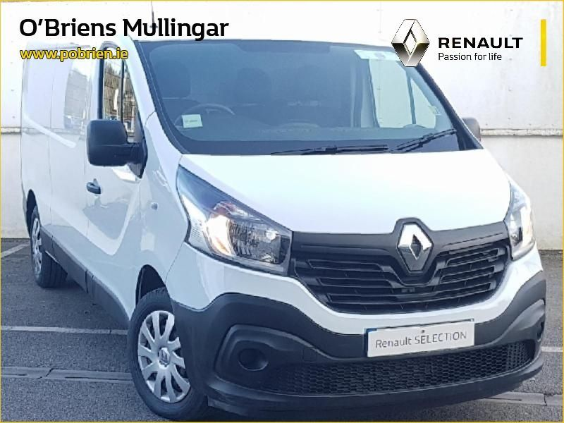 Renault Trafic Passenger LL29 ENERGY DCI 125 BUS