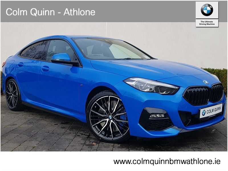BMW 2 Series 218d Gran Coupe M-Sport