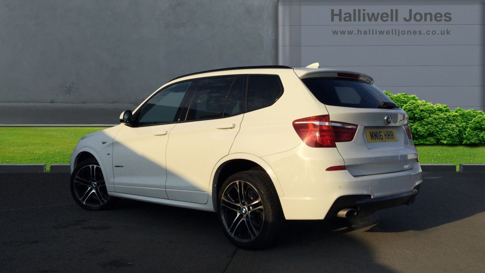Image 2 - BMW xDrive20d M Sport (MM16HRR)