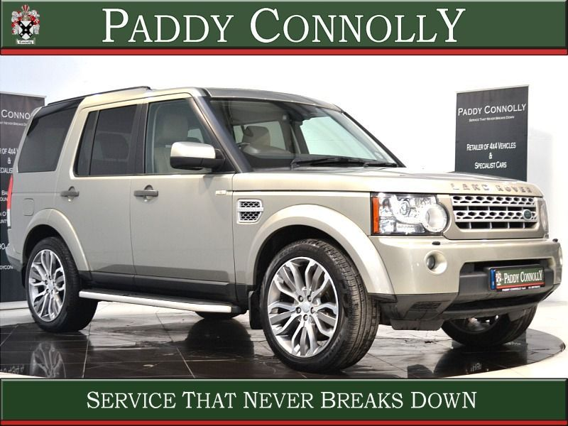 Land Rover Discovery *5  Seat N1 Bus.Class* TDV6