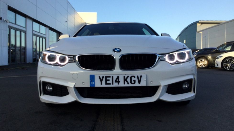 Image 4 - BMW 420d M Sport Coupe (YE14KGV)