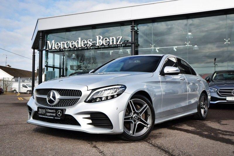 Mercedes-Benz C-Class C220d AMG Line 9G-Tronic Auto