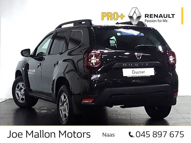 Used Dacia Duster ALL NEW DUSTER COMMERCIAL (2020 (201))