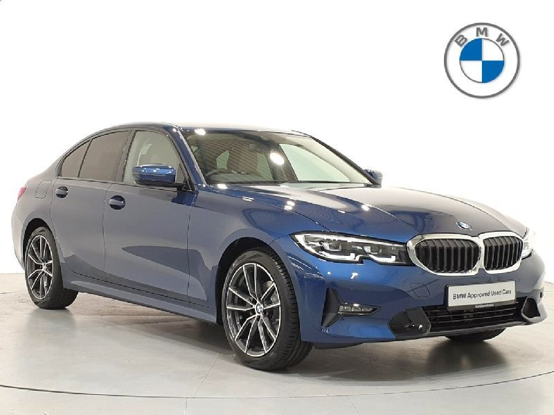 BMW 3 Series G20 318d Sport Saloon B47B 2.0d
