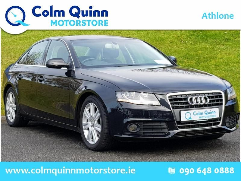 Used Audi A4 2.0 TDI     TDIE SE 136PS 4 (2010)