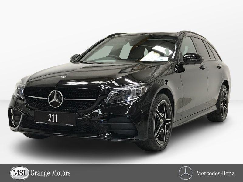 Mercedes-Benz C-Class C300DE Estate AMG Premium Plus Auto PHEV Night Pack