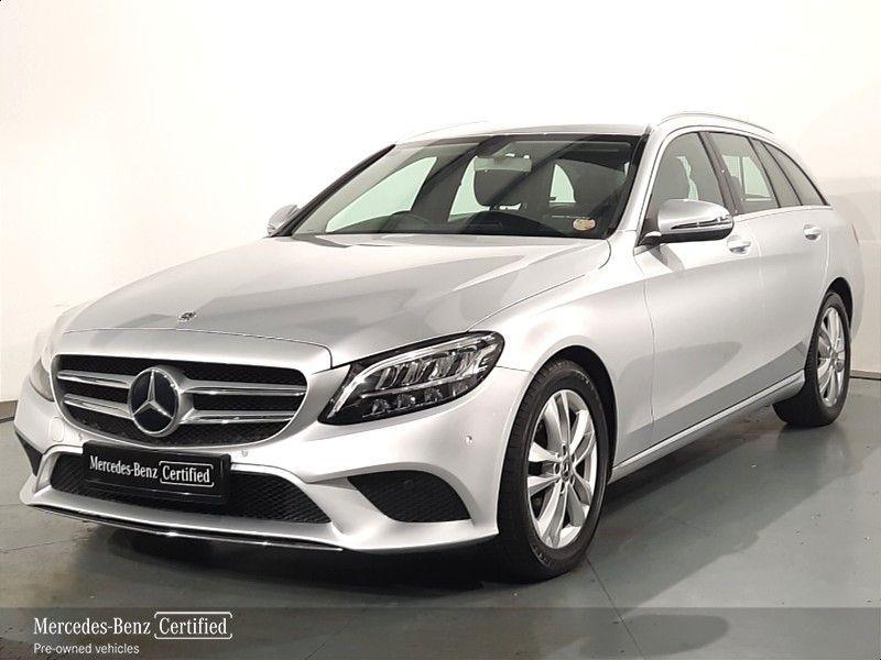 Mercedes-Benz C-Class C200D Facelift model with Advantage Pack