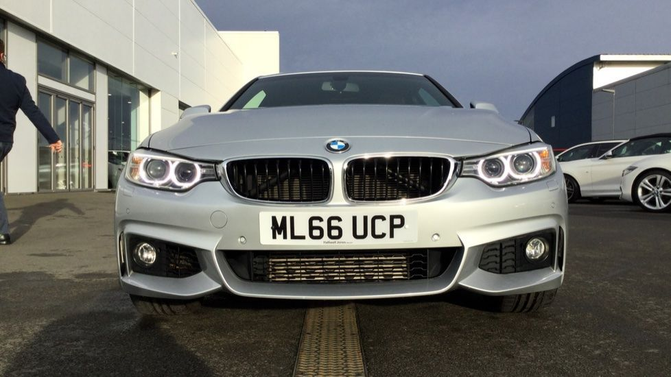 Image 4 - BMW 435d xDrive M Sport Coupe (ML66UCP)