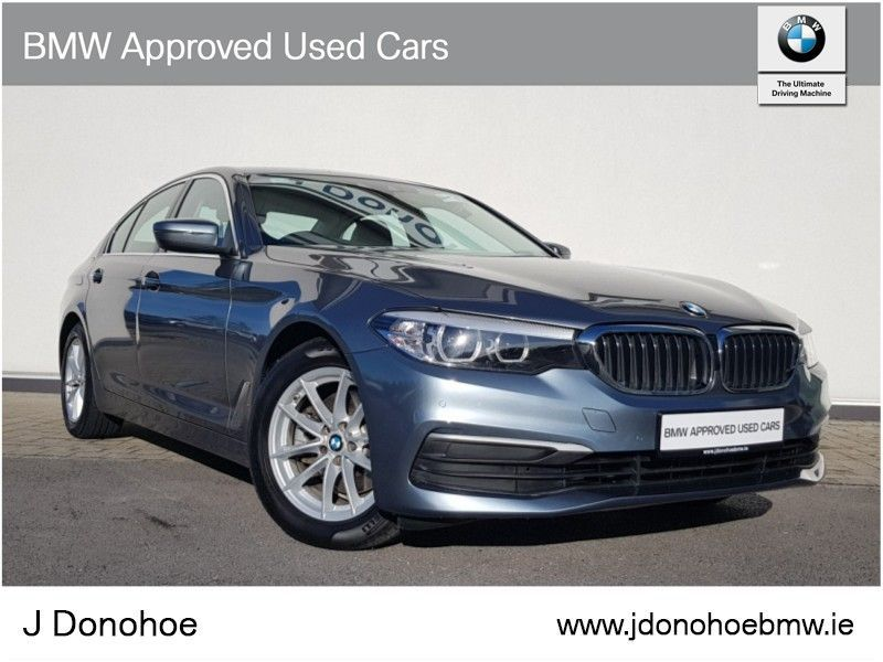 BMW 5 Series 520d SE Saloon