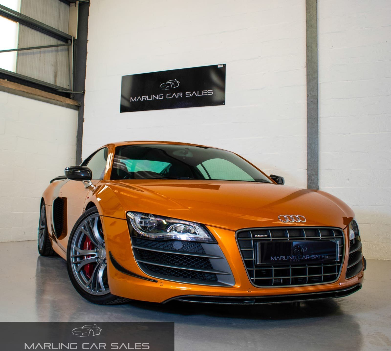 Orange Audi R8 Used Cars For Sale Autotrader Uk