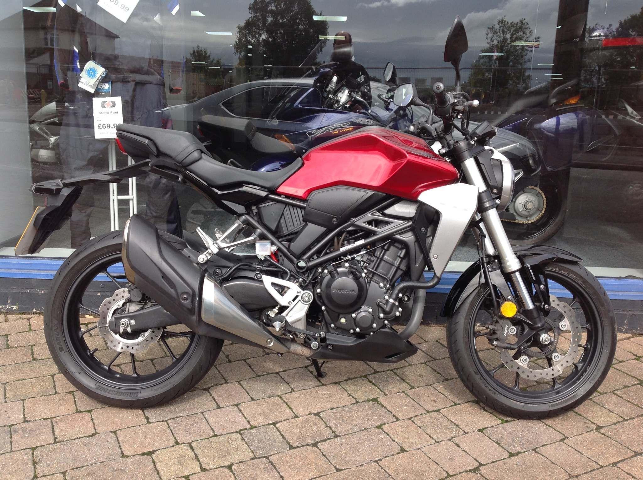 Honda CB300 CB300R