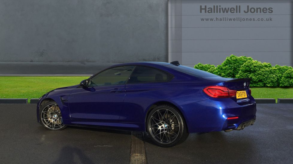 Image 2 - BMW Coupe Competition Package (DA18PZR)