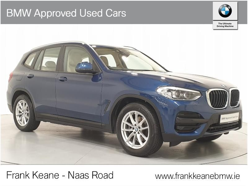 Used BMW X3 X3 xDrive20d SE (2019 (191))