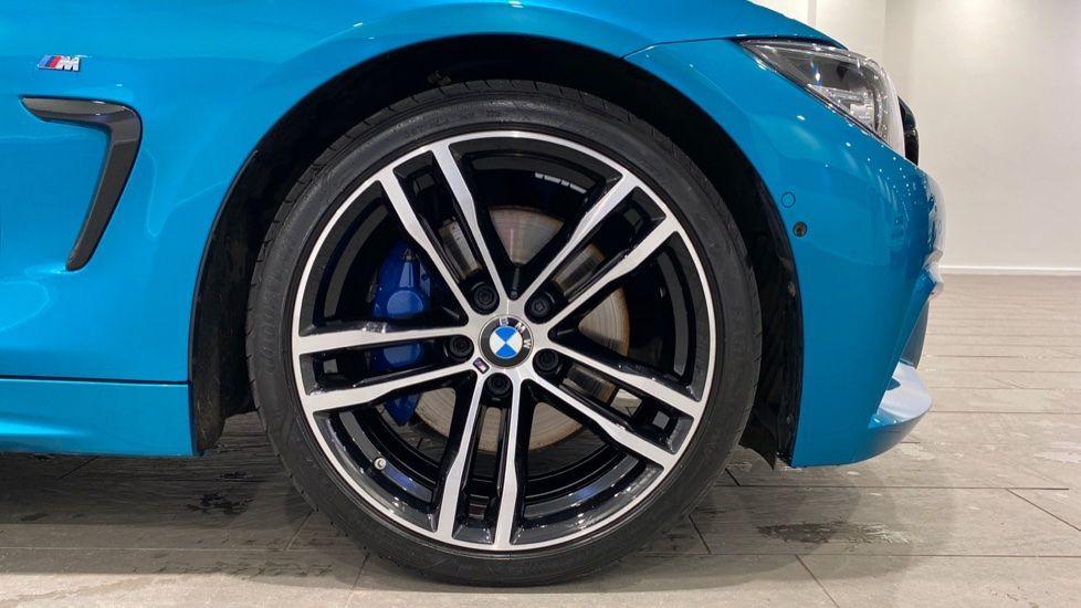 Image 14 - BMW 420i M Sport Coupe (YB69EXH)