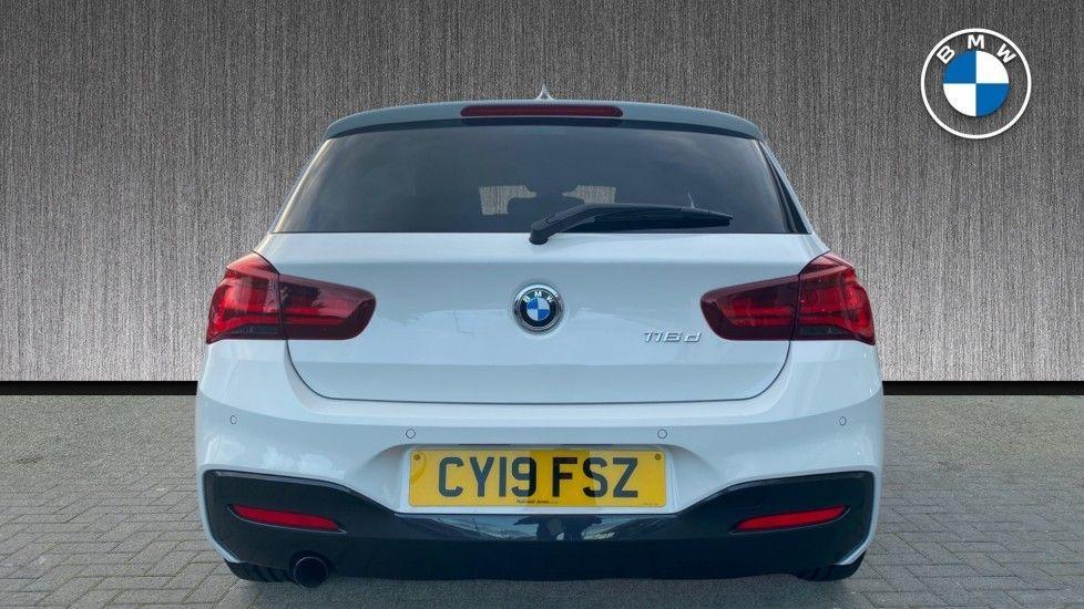 Image 5 - BMW 116d M Sport Shadow Edition 5-door (CY19FSZ)