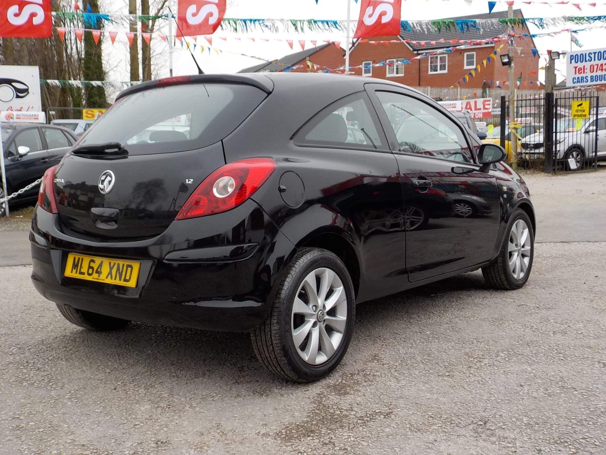 Vauxhall Corsa 1.2 i VVT 16v Excite 3dr