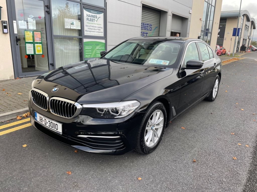 BMW 5 Series 520d SE Diesel Automatic RWD (190bhp)