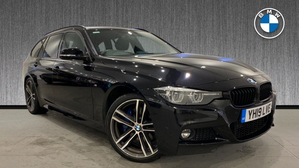 Image 1 - BMW 318d M Sport Shadow Edition Touring (YH19LVE)