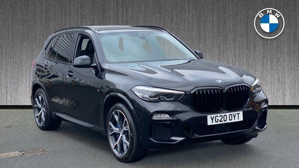 Image 1 - BMW xDrive30d M Sport (YG20OYT)