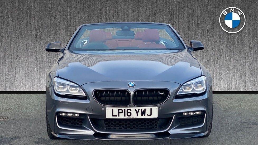 Image 16 - BMW 640i M Sport Convertible (LP16YWJ)