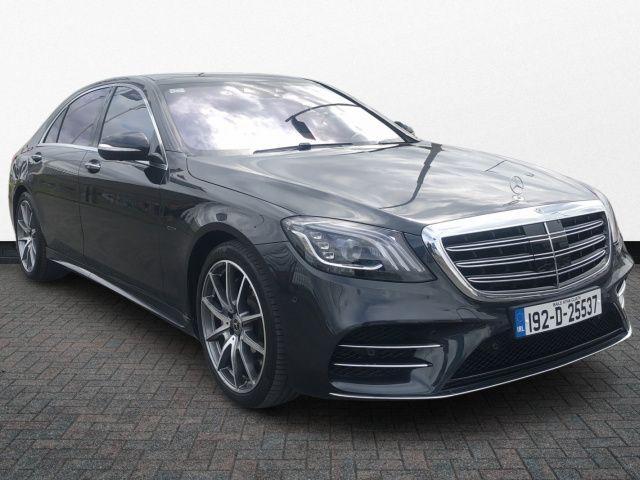 Mercedes-Benz S-Class S560 E L AMG LINE EXECUTIVE PREMIUM + 4DR A
