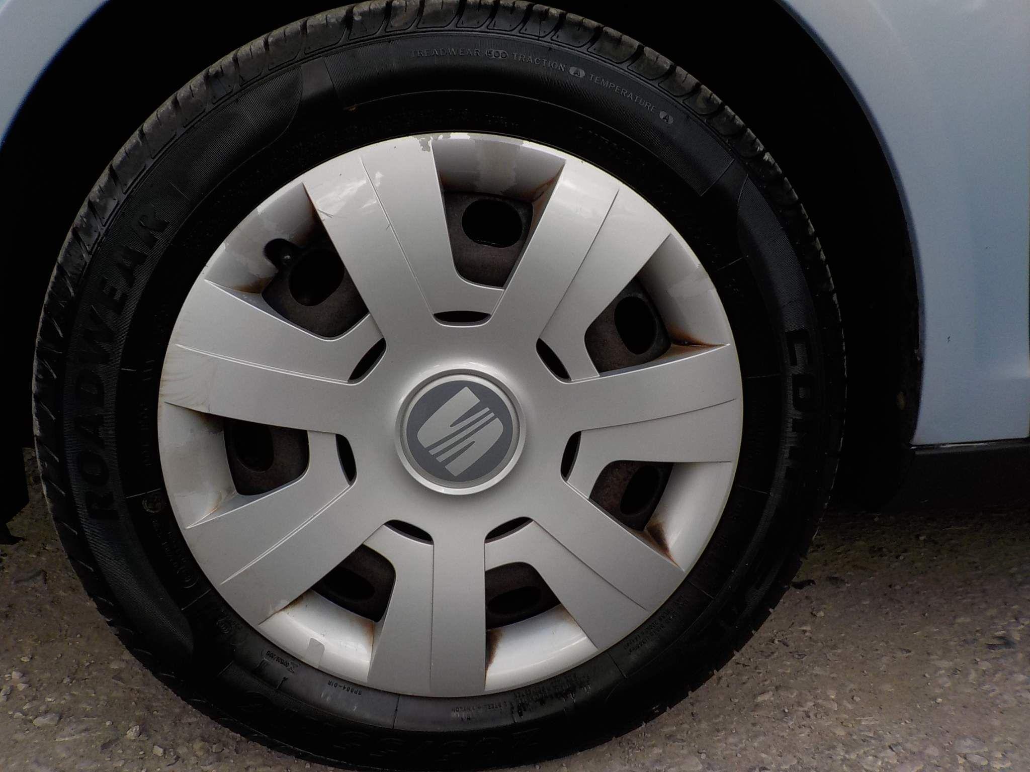 SEAT Toledo 1.6 8v Reference 5dr