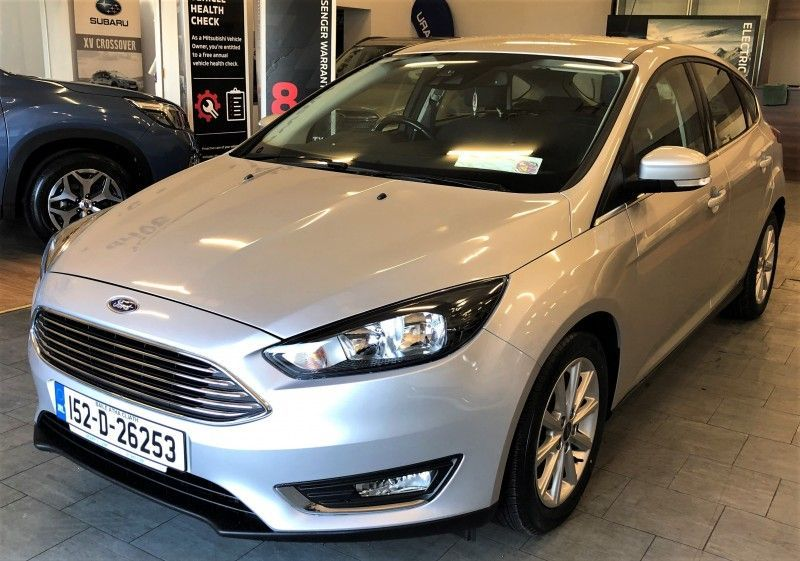 Ford Focus *FINANCE FROM €57 A WEEK* 1.5 TDCI TITANIUM 120PS