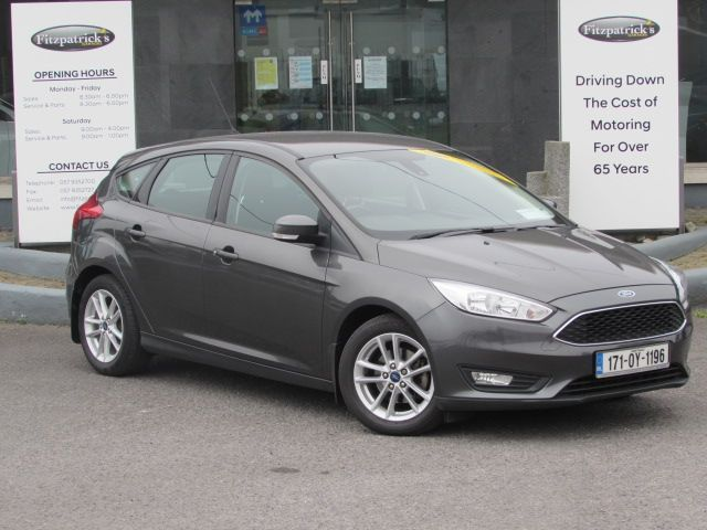 Ford Focus STYLE 1.5 DIESEL 50,000 KMS WITH WARRANTY ANY TEST DRIVE OR TRADE IN WELCOME
