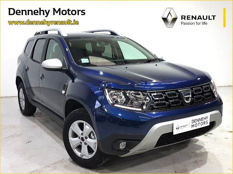 Dacia Duster *Rear Camera & Sensors *COMFORT SPEC