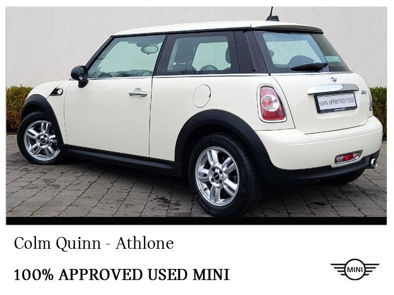 Used MINI Hatch One D Hatch (2013 (132))